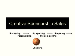 Creative Sponsorship Sales