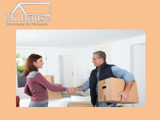 Uk House removals - Home & Office Packers and Movers