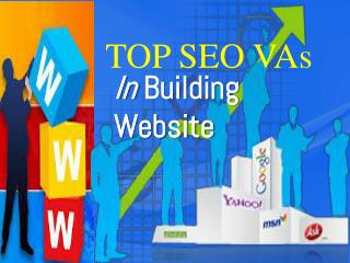 Top SEO VAs in Building Website