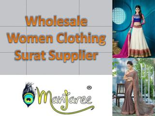Wholesale Women Clothing Surat Supplier