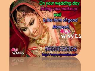 Our Professional cosmetologists  in various aspects of bridal makeup will surely make your wedding day more glamorous.