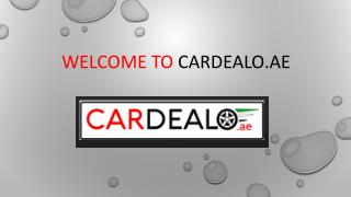 Cars for Sale in UAE