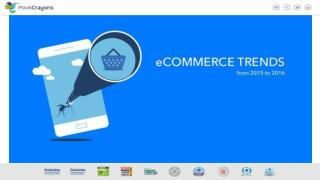 Interesting eCommerce Trends That You Watch In 2016