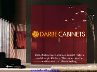 Wardrobes Melbourne - Darbe Cabinets