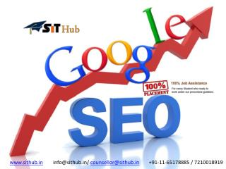 Sithub is best seo training institute in Dwarka, Janakpuri, Uttam nagar, Najafgarh