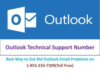 Outlook Access Problems and its Soln @18552337309 Outlook Customer Service Phone Number