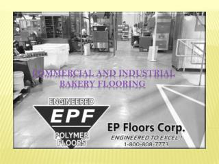 Commercial and Industrial Bakery Flooring