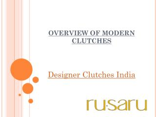 Overview of clutches | Rusaru