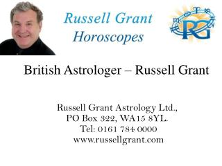 Daily & Weekly Horoscope For all sign - Russell Grant