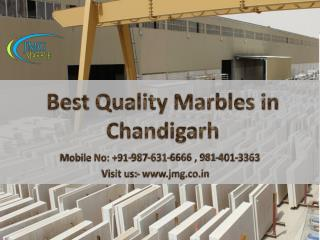 Best Quality Marbles in Chandigarh - Jai Mata Marble & Granite House