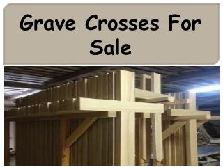 Grave Crosses for Sale