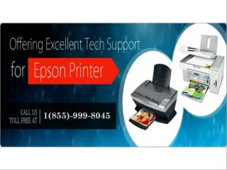 EPSON TECH  1 855 999 8045 TECHNICAL SUPPORT TELEPHONE NUMBER