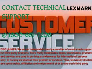 Awesome LEXMARK Service 1 800 681 7208 LEXMARK PRINTER DRIVER CUSTOMER CARE NUMBER Usa ca|toll-free|
