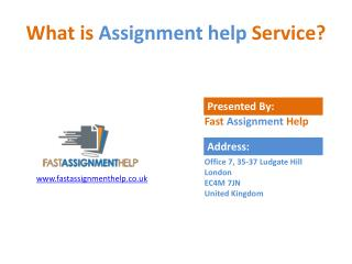 8 questions to ask your Assignment Help Service provider.