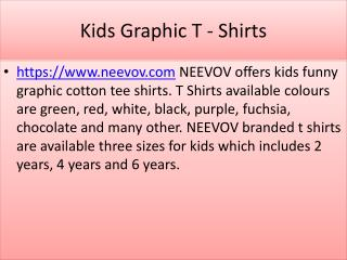 Chocolate Colour Kids Funny Graphic Printed Tee Shirts