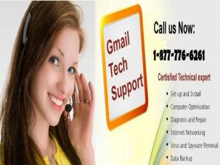 A most transient approach to Gmail Support Number 1-877-776-6261