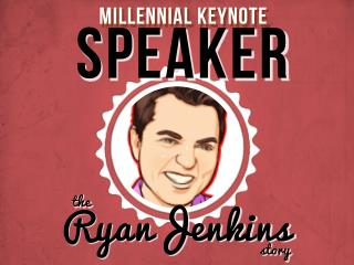 Meet Ryan Jenkins - Millennial & Generation Z Keynote Speaker