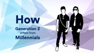 How Generation Z Differs from Millennials (and Some Similarities)