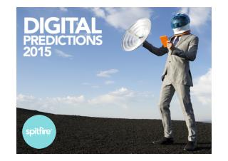 Digital predictions 2015