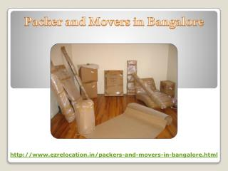 Get Online Best Services for Relocation in Bangalore