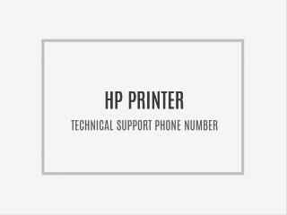 TECHNICAL TEAM HP 1 844 291- 6706 HP PRINTER TECHNICAL SUPPORT TELEPHONE NUMBER