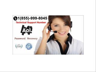 PIN 1 855 999 8045 AOL MAIL TECH SUPPORT TELEPHONE NUMBER
