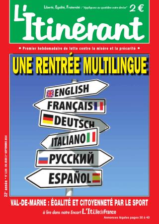 L'Itinérant n1136