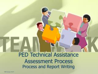 PED Technical Assistance Assessment Process