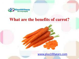 Amazing Health Benefits of Carrot for Skin
