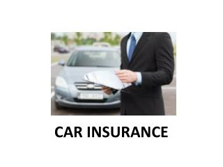 Car Insurance Rates - Can You Lower Them?