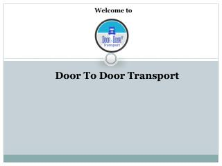Enclosed Car Shipping Company - Door to Door Transport