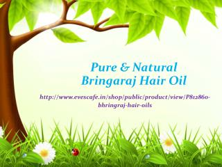 Pure and Natural Bringaraj Hair Oil