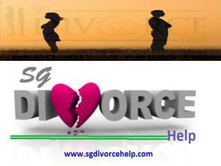 Legal Aid Divorce | sgdivorcehelp.com