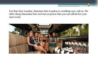 Hire Limousine