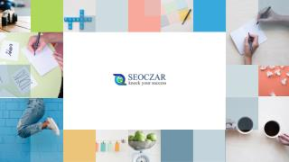 Web Design & Development Services | SEOCZAR | Web Development Company