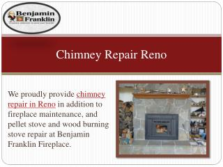 Chimney Repair Reno