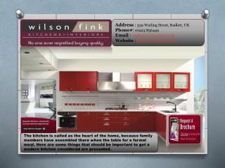 Quality Kitchens Company in London