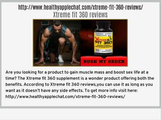 http://www.healthyapplechat.com/xtreme-fit-360-reviews/