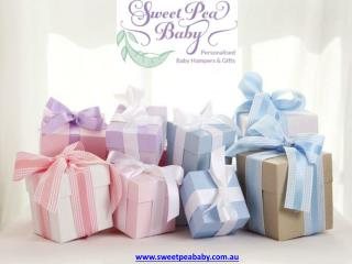 Baby Hampers and Baby Gift Baskets in Australia