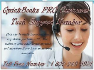 Quickbooks Support Tech  Number  24/7 Support Number 1800**349**6921