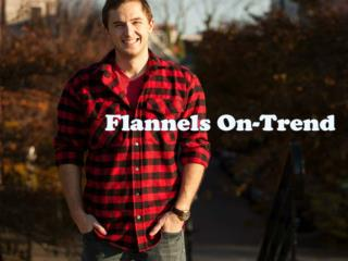 Thumps Up To The Flannel Trend