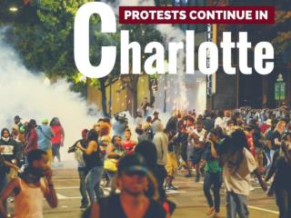 Protests continue in Charlotte