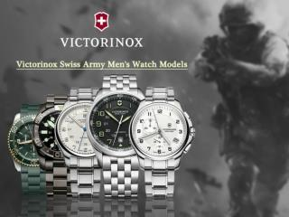 Victorinox Swiss Army Men's Watch Models