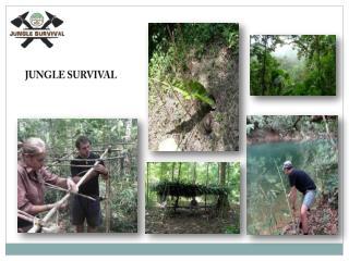Survival Training Camp India