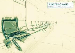 Airport Waiting Chairs Manufacturers in India - Sunstar Chairs