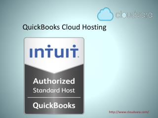 QuickBooks Hosting Services in the Cloud - Host QuickBooks Online - QuickBooks Cloud Hosting