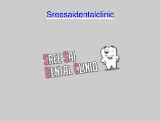 Dental Clinic in Chennai