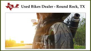 Used Bikes Dealer - Round Rock, TX