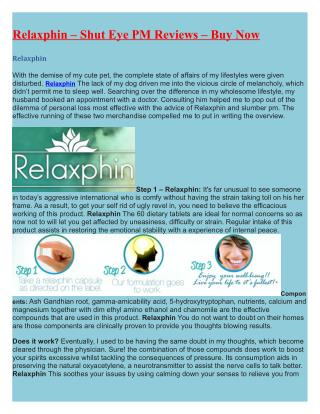 http://boostupmuscles.com/relaxphin/