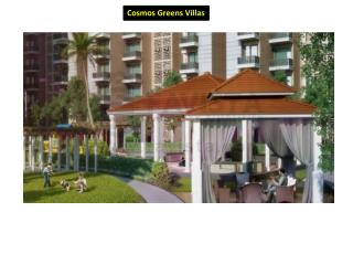 Cosmos Greens in Alwar